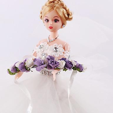 tecido cetim coroa de flores festa de noiva estilo feminino elegante