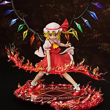 Figuras de Ação Anime Inspirado por Projecto de Touhou Fantasias 25 CM modelo Brinquedos Boneca de Brinquedo