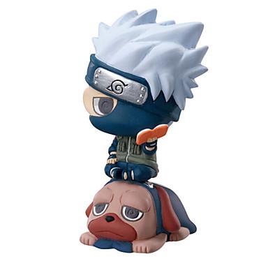 Anime Akcijske figure Inspirirana Naruto Cosplay PVC 5 CM Model Igračke Doll igračkama