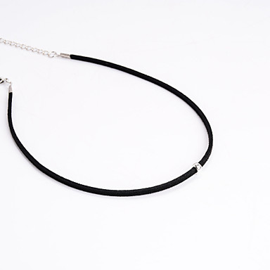 Naisten Muoti minimalistisesta Eurooppalainen Riipus-kaulakorut Kangas Riipus-kaulakorut , Party Päivittäin Kausaliteetti