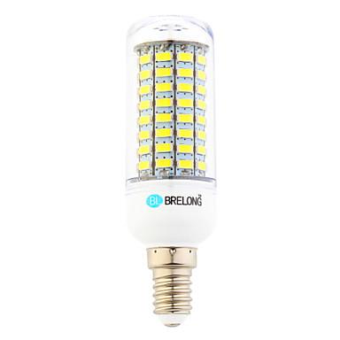 6W E14 LED 콘 조명 T 89 SMD 5730 550 lm 따뜻한 화이트 차가운 화이트 AC 220-240 V 1개