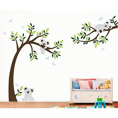 Životinje / Botanički Zid Naljepnice Zidne naljepnice,PVC 60X5X5