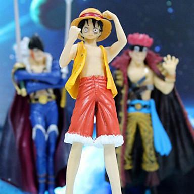 Anime Action Figurer Inspirert av One Piece Cosplay PVC 15 CM Modell Leker Dukke