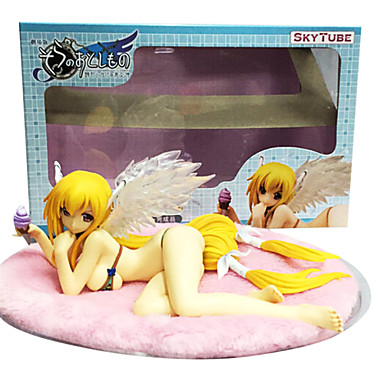 Anime Akcijske figure Inspirirana Cosplay Cosplay PVC 22 CM Model Igračke Doll igračkama