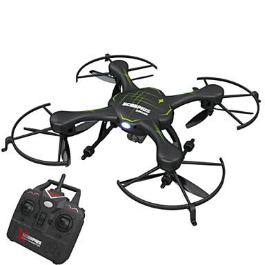 Dron FQ777 FQ777-955C 4 Kalały Oś 6 2,4G Z kamerą 2.0M HD Zdalnie sterowany quadrocopterPowrót Po Naciśnięciu Jednego Przycisku / Tryb