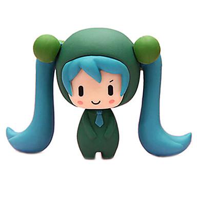 Anime Akcijske figure Inspirirana Vocaloid Cosplay PVC 32 CM Model Igračke Doll igračkama