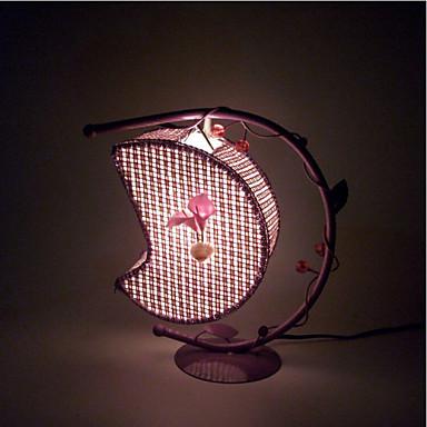 lâmpadas de iluminação lua lâmpada quarto lâmpada de cabeceira criativas de presente romântico personalidade europeia (cor aleatória)