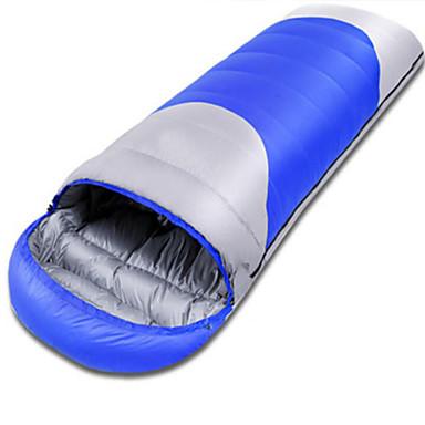 Vreća za spavanje Pravokutna vreća Za jednu osobu -20 Patka dolje 220X80