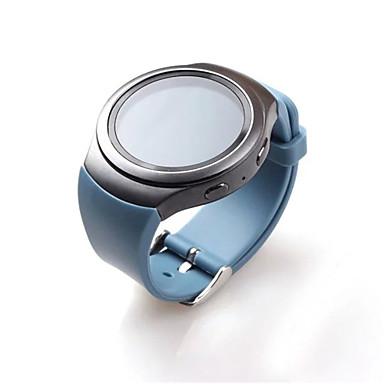 Klokkerem til Gear S2 Samsung Galaxy Sportsrem Silikon Håndleddsrem