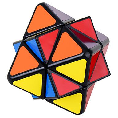 Zauberwürfel Alien Oktaeder Glatte Geschwindigkeits-Würfel Magische Würfel Puzzle-Würfel Profi Level Geschwindigkeit ABS Silvester