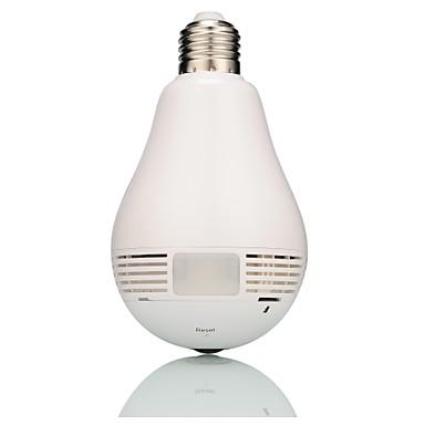 STRONGSHINE 1.3 MP 실내 128(낮 밤 모션 감지 리모트 액서스 플러그 및 재생 Wi-Fi 안전 설치 IR-컷) IP Camera