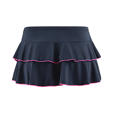 cheji® Damen Frühling Sommer Herbst Winter Röcke & Kleider Atmungsaktiv Rasche Trocknung Leichtes Material AntibakteriellElastan Tactel
