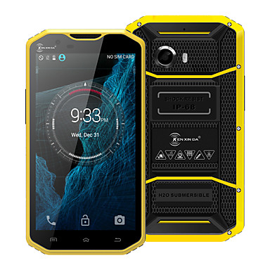 Kenxinda PROOFINGS W8 5.5 hüvelyk 4G okostelefon (2 GB + 16GB 8 MP Nyolcmagos 3000mAh)