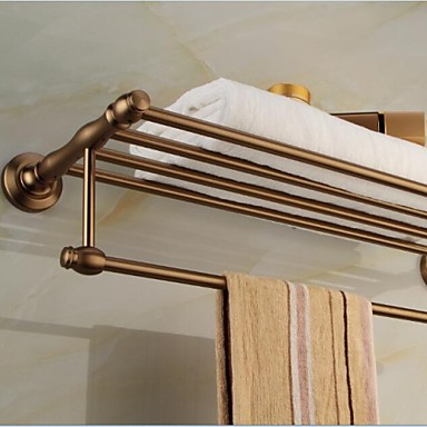 Kylpyhuonehylly / Sinkkiseos Alumiini /Nykyaikainen