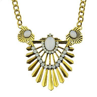 Modische Halsketten Anhängerketten Schmuck Party / Alltag Aleación Bronze 1 Stück Geschenk