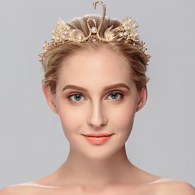 helmi tiaras headpiece hääjuhla tyylikäs klassinen naisellinen tyyli