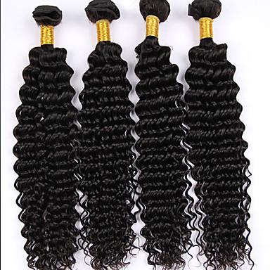 Hiukset kutoo Brasilialainen Laineita 3 osainen hiukset kutoo