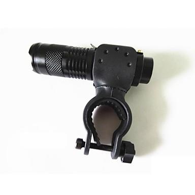 SK68 Lanternas LED LED 2000 lm 1 Modo Cree XR-E Q5 Zoomable Foco Ajustável Resistente ao Impacto Impermeável Bisel de Golpe Clipe