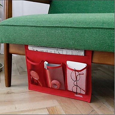 Aufbewahrungsbeutel / Aufbewahrungsbehälter / Schreibtischzubehör PU Leder / Gewebe mitFeature ist Ohne Verschluss , Für Krawatten