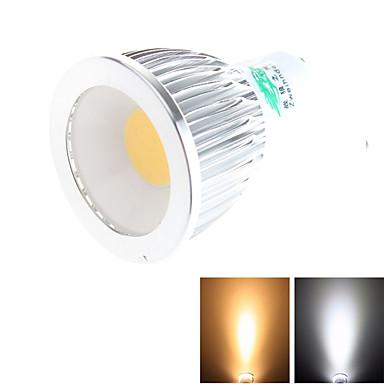5W GU10 LED szpotlámpák MR11 1 COB 450 lm Meleg fehér / Természetes fehér Dekoratív AC 100-240 V 1 db.