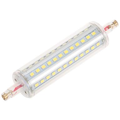 20W R7S LED-kornpærer Innfelt retropassform 144LED leds SMD 2835 Mulighet for demping Varm hvit Kjølig hvit 1200-1300lm