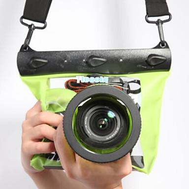 Vedenpitävä Dry Bag / Kameralaukku varten Kevyt / Sumua hylkivä Muovit / PVC 20m