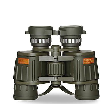 BRESEE 8X42 mm Távcsövek High Definition Vízálló Night vision Általános használat Potpuni premaz 135M/1000M Független fókusz