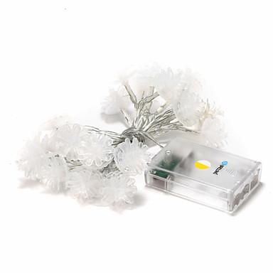 brelong 20-geführten 2m warmweiß Outdoor-Weihnachtsfeiertagsdekoration-String-Licht (DC4.5V)