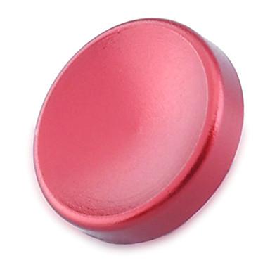 newyi botão de libertação 10 mm de diâmetro de metal côncavo suave do obturador para Leica Camera m telêmetro