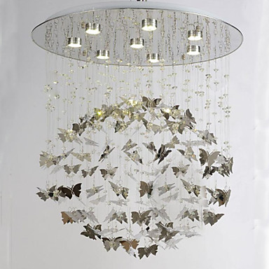 Flush Mount ,  Zemlja Others svojstvo for LED Mini Style MetalLiving Room Bedroom Dining Room Study Room/Office Dječja soba Hallway