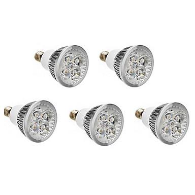 4W E14 LED szpotlámpák led Meleg fehér Hideg fehér 400-450lm 3500/6000K AC 220-240V