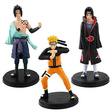 Anime Toimintahahmot Innoittamana Naruto Naruto Uzumaki 10 CM Malli lelut Doll Toy