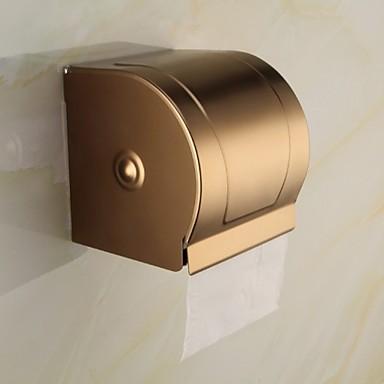 Držač toaletnog papira / Legura cinka Aluminijum /Suvremena