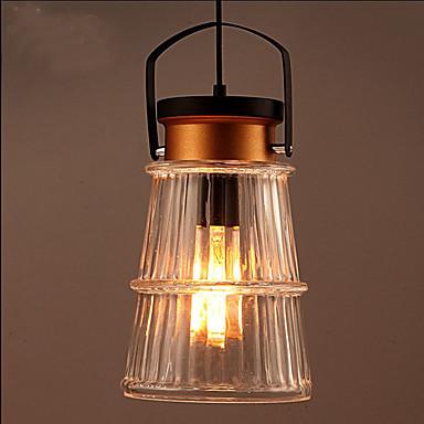 40W Anheng Lys ,  Vintage Andre Trekk for Mini Stil Glass Stue / Soverom / Spisestue / Leserom/Kontor / Barnerom / Entré / Garage