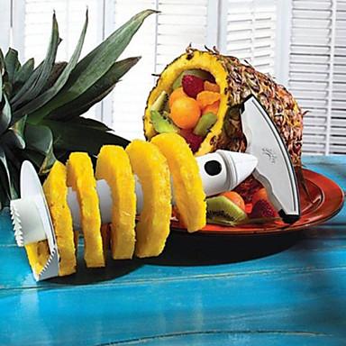 hasznos gyümölcs ananász peeler corer könnyű szeletelő vágó kézi fnife konyhai szerkentyű