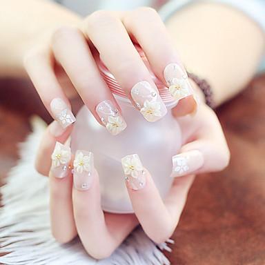 Nail Tips tekokynnet Nail Art Salon suunnittelu meikki Kosmeettiset