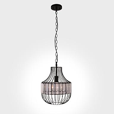 מנורות תלויות ,  גס צביעה מאפיין for קריסטל מתכת חדר אוכל חדר עבודה / משרד חדר משחקים מוסך