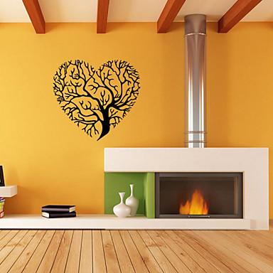 보태니컬 / 풍경 / 모양 벽 스티커 플레인 월스티커,VINYL 57*53cm