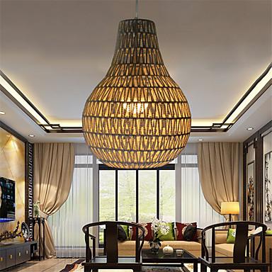 Pendelleuchten ,  Retro Andere Eigenschaft for LED Metall Wohnzimmer Schlafzimmer Esszimmer Studierzimmer/Büro Korridor
