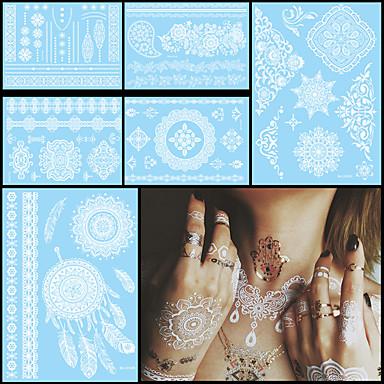Papier Tattoo-Versorgung komplette Papier Tattoo-Schablone