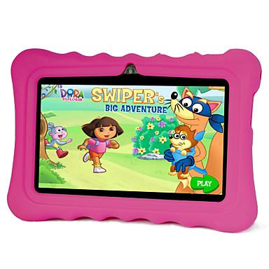 7 tommer barn tablet (Android 4.4 1024*600 Kvadro-Kjerne 512MB RAM 8GB ROM)
