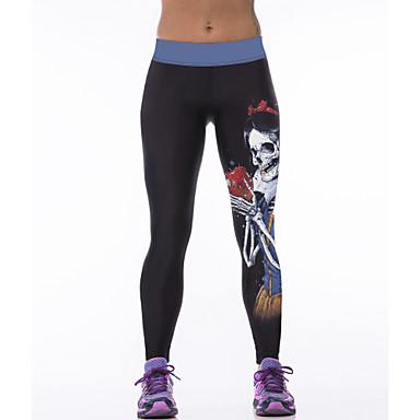 מכנסיים יוגה תחתיות ייבוש מהיר נושם טבעי מתיחה בגדי ספורט בגדי ריקוד נשים יוגה כושר גופני מירוץ ריצה