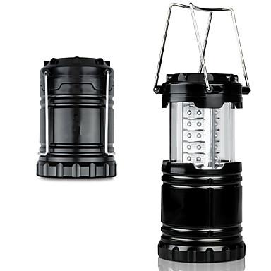 Lámpások & Kempinglámpák LED 100LM lm 1 Mód - Vízálló Sürgősségi Kempingezés/Túrázás/Barlangászat Mindennapokra Kerékpározás Vadászat