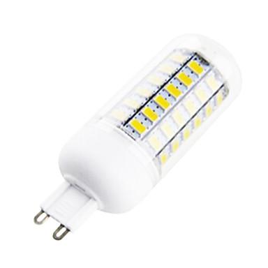 1500 lm E14 G9 GU10 B22 E26/E27 LED Λάμπες Καλαμπόκι T 69 leds SMD 5730 Θερμό Λευκό Ψυχρό Λευκό AC 220-240V