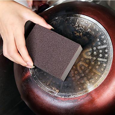 Høj kvalitet Køkken Rengøringsbørste og klud Værktøj,Aluminium