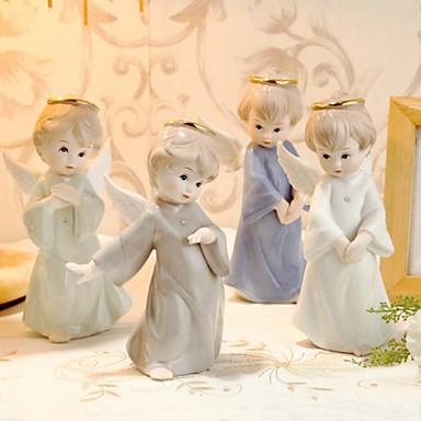 Kakepynt Ikke-personalisert Religiøs Keramisk Bryllup / Jubileum / Bridal Shower / Baby Shower / 15- og 16-års bursdag / Bursdag Hvit