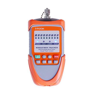 i-pook pk65b Orange für Kabelnetzwerktester