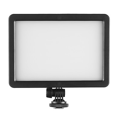 hersmay pc-k128c LED-Licht-Lampe für dv DSLR-Kamera vedio Camcorder fotografieren 3200k-5600k