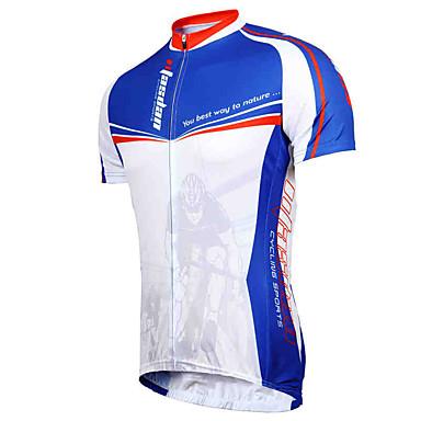 TASDAN Camisa para Ciclismo Homens Manga Curta Moto Camisa/Roupas Para Esporte Blusas Conjuntos de Roupas Secagem Rápida Respirável