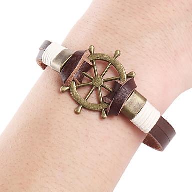Damen Armbänder Kette Alluminium Ohne Stein